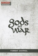 Gods At War Combat Journal Book PDF