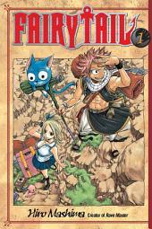 Fairy Tail: Volume 1