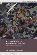 Internationalists in European History