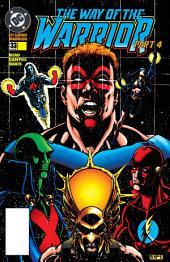 Guy Gardner: Warrior (1992-) #33