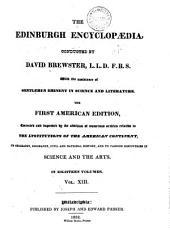 The Edinburgh encyclopaedia: Volume 13