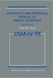 Diagnostic And Statistical Manual Of Mental Disorders 4th Edition Text Revision Dsm Iv Tr  Book PDF