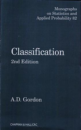 Classification  2nd Edition PDF