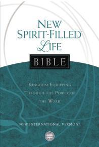 NIV  New Spirit Filled Life Bible  eBook PDF