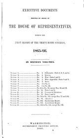 House Documents: Volume 5; Volume 226