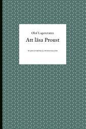Att läsa Proust