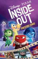 Disney Pixar Inside Out Cinestory Comic PDF