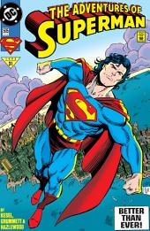 Adventures of Superman (1986-2006) #505
