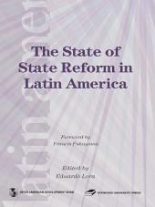 The State of State Reforms in Latin America