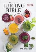 The Juicing Bible Book