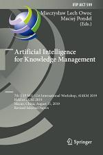 Artificial Intelligence for Knowledge Management