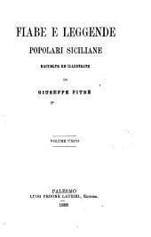 Biblioteca delle tradizioni popolari siciliane: Volume 18