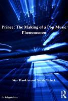 Prince  The Making of a Pop Music Phenomenon PDF