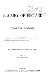 Charles Knight's Popular History of England ...
