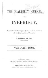 The Journal of Inebriety: Volume 13
