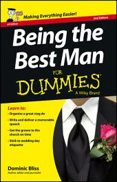 Being the Best Man For Dummies - UK: Edition 2