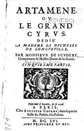Artamène, ou, Le grand Cyrus: Volume5