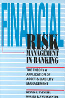 Financial Risk Management in Banking PDF