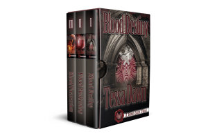 The Blood Curse Series Introductory Box Set  Books 1 3 PDF