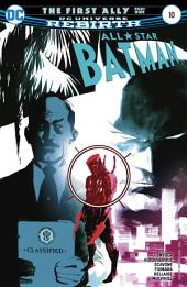 All Star Batman (2016-) #10