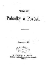 Slovenské pohádky a pověsti