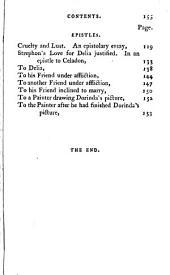 The poetical works of John Pomfret