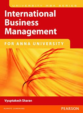 International Business Management  For Anna University PDF