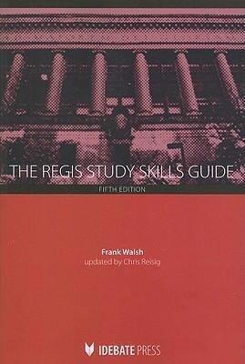 The Regis Study Skills Guide PDF