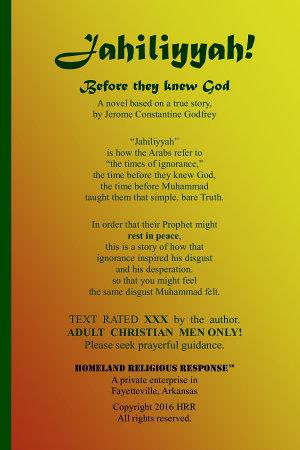 Jahiliyyah! - Before They Knew God