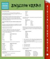 English Verbs: Speedy Study Guides