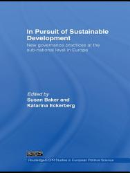 In Pursuit Of Sustainable Development Book PDF