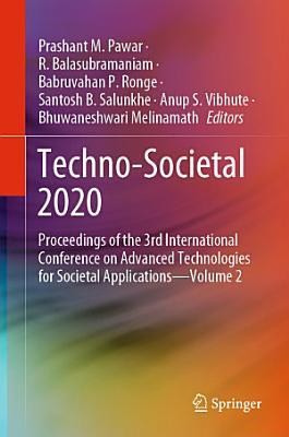 Techno Societal 2020