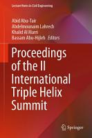 Proceedings of the II International Triple Helix Summit PDF