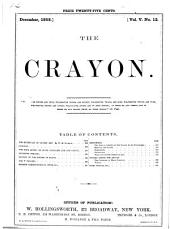 The Crayon: Volume 5