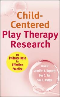 Child Centered Play Therapy Research Book