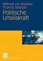 Politische Urteilskraft PDF