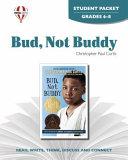 Bud  Not Buddy Student Packet PDF