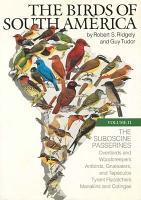 The Birds of South America PDF