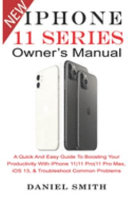 IPHONE 11 Series OWNER'S MANUAL