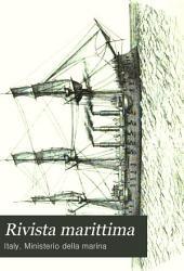 Rivista marittima: Edizione 1