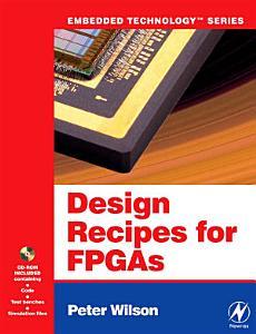 Design Recipes for FPGAs  Using Verilog and VHDL