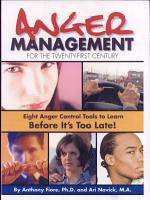 Anger Management For The Twenty First Century PDF