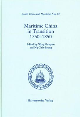 Maritime China in Transition 1750 1850 PDF