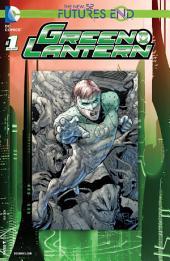 Green Lantern: Futures End (2014-) #1
