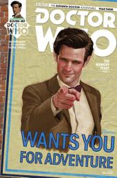 Doctor Who: The Eleventh Doctor: The Memory Feast Part 2