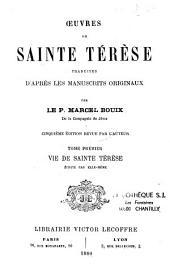 Oeuvres de Sainte Térèse