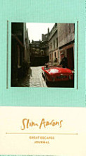 Slim Aarons  Great Escapes  Hardcover Journal  Mint Green  PDF
