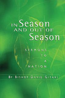In Season and Out of Season Book