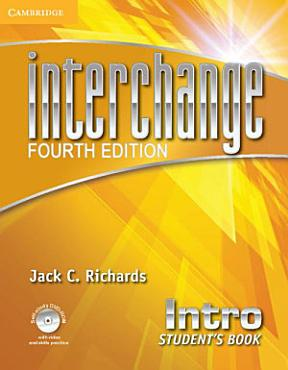 Interchange Intro Student s Book with Self study DVD ROM PDF