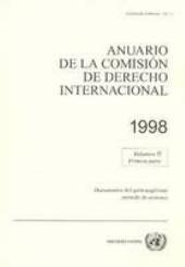 Anuario de la Comisión de Derecho Internacional 1998